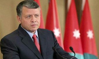 پادشاه اردن سکوتش را شکست