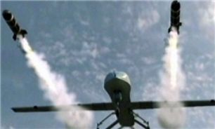 حمله پهپادهای آمریکا به افغانستان