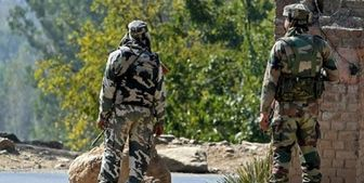 تلفات نظامیان هند در درگیری با چین