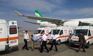 اعزام هواپیما به بغداد برای انتقال مجروحان حادثه تروریستی سامرا
