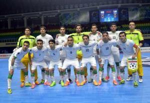 تیم ملی فوتسال ایران به آمریکا دعوت شد