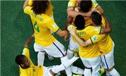 سخنگوی مطبوعاتی تیم برزیل جریمه شد