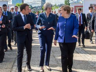 نقشه رهبران انگلیس، آلمان و فرانسه برای برجام