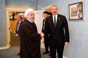 روحانی: تحول بزرگی در سطح روابط تهران - باکو ایجاد شده است