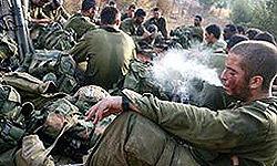 """سونامی """" الکل """" در ارتش رژیم صهیونیستی"""