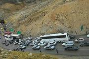 ممنوعیت تردد وسایل نقلیه سبک و سنگین در محورهای استان کرمانشاه
