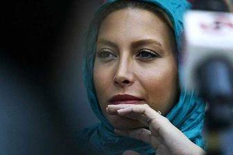 فریبا نادری روز خبرنگار را تبریک گفت+عکس