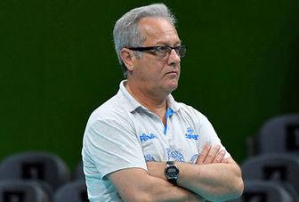سرمربی اسبق تیم ملی والیبال عزادار شد