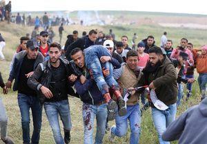 حمله جنگندههای صهیونیستی به شمال نوار غزه