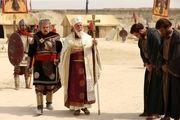 بازدید رئیس صداوسیما از پشت صحنه «سلمان فارسی»+ عکس