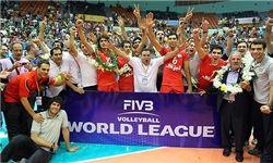 رده بندی جدید فدراسیون جهانی والیبال در ۲۰۱۳