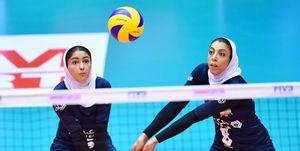 دو والیبالیست بانوی ایرانی لژیونر شدند