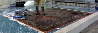 شستشوی قالی با پمپ کارواش صنعتی؟
