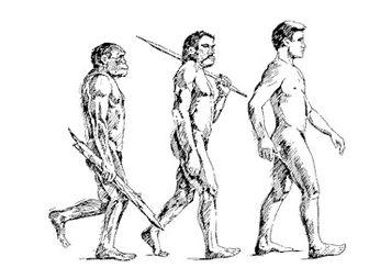 چه شد که انسانهاروی دو پا راه رفتند؟