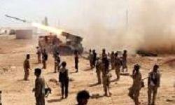 اصابت ۳۹ موشک یمنی به پادگان مجازه