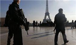 پلیس فرانسه به حالت آماده باش درآمد