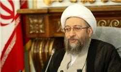 نشست مجلسی ها با آملی لاریجانی درباره حسابهای قوه قضا