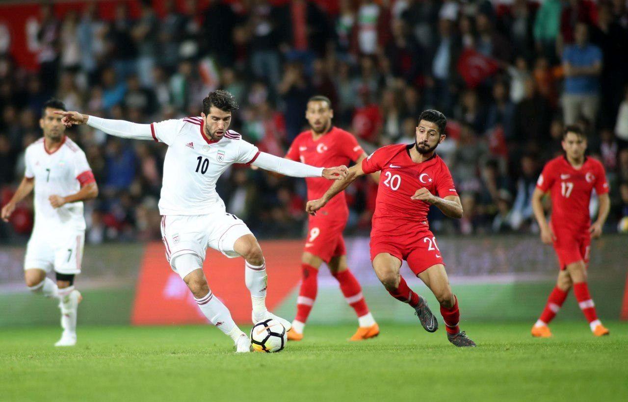 ازبکستانی خوش یمن برای پرسولیسی ها داور بازی ایران و تیم منحوس عربی شد