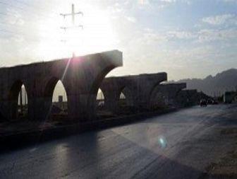 تقاطع غیر هم سطح سیدی کرمان در صف پیوستن به آثار تاریخی