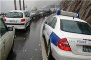 محدودیت های ترافیکی در مازندران