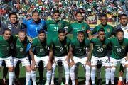اظهارات کاپیتان تیم ملی فوتبال بولیوی درباره دیدار با ایران