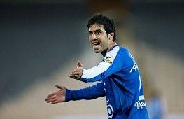 کاپیتان استقلال فردا از فوتبال خداحافظی میکند