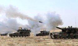 آغاز عملیات گسترده در مرزهای عراق با سوریه و عربستان
