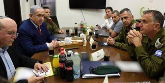 نشست کابینه امنیتی رژیم صهیونیستی  درباره ایران