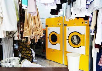 شستشوی لباسهای مردم با ملحفههای عفونی