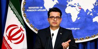 واکنش ایران به تحریم های جدید آمریکا