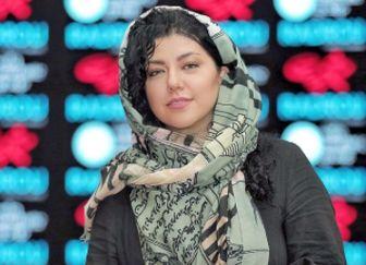 نیمرخ آهویی همسر شهاب حسینی /عکس