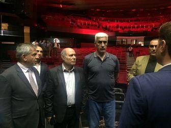 وزیر ورزش عراق: ورزش ایران پیشرفت زیادی داشته است