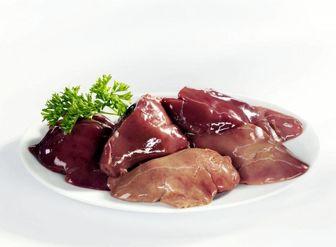 نرخ فروش جگر مرغ در میادین میوه و تره بار