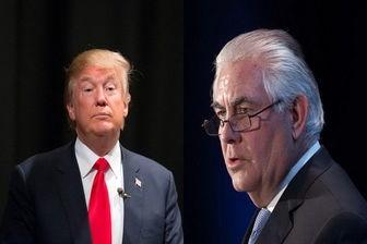 کاخ سفید اختلاف میان ترامپ و تیلرسون را تکذیب کرد
