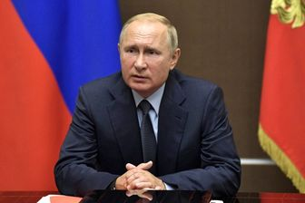 عربدهکشی مقام اوکراینی علیه پوتین
