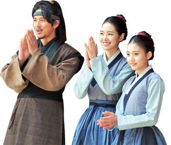 یک سریال کره ای جدید روی آنتن شبکه 3