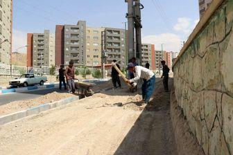 آغاز ممنوعیت فعالیت عمرانی در معابر شهر تهران