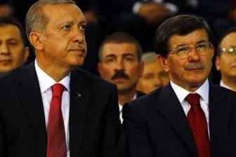 انتقاد تند داوود اوغلو از اردوغان