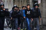 بازداشت ۷۴۵ کودک فلسطینی توسط نظامیان رژیم صهیونیستی
