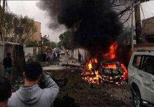 انفجار خودروی بمبگذاری شده در کرکوک عراق
