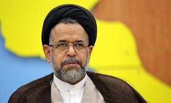 علوی: وزارت اطلاعات برای خودیها امنیتآور و برای دشمنان رعبآور است