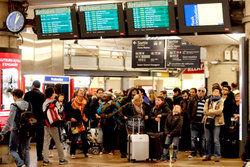 ضرر ۲۲۰ میلیون یورویی در پی اعتصاب کارکنان ایر فرانس