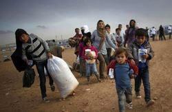500خانواده آواره سوری به دمشق بازگشتند