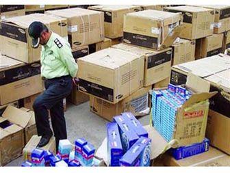 کشف پنج میلیاردی کالای قاچاق در بستک