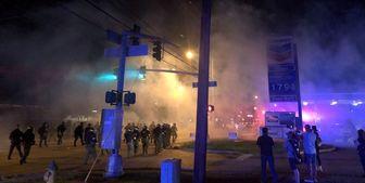 قتل یک سیاهپوست آمریکایی در ایالت لوئیزیانا، اعتراضات شدیدی در پی داشت