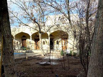 خانه تاریخی حکیمیان زنجان در فهرست آثار ملی ثبت می شود