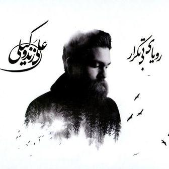 دومین آلبوم علی زندوکیلی به بازار آمد