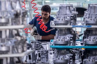 تولید خودرو ۷۱ درصد کاهش یافت