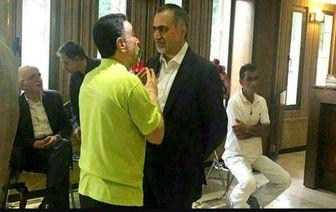 واکنش برادر روحانی به دیدارش با یک فتنه گر/ دیدار با تاجزاده اتفاقی بود!