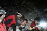 نجات کوهنوردان گمشده در کوه های سوادکوه